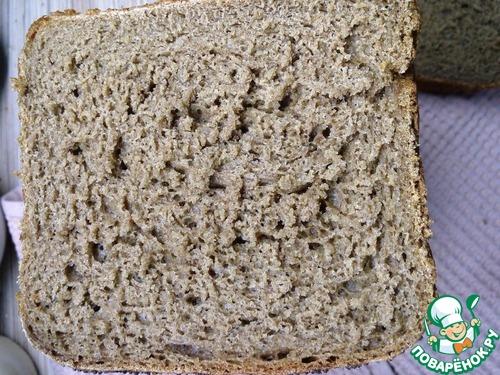Как приготовить Ржаной хлеб с кофе и перцем домашний рецепт приготовления с фотографиями пошагово #13