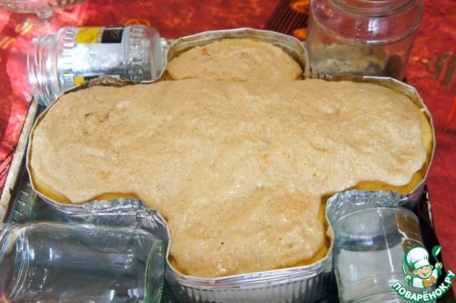 Как приготовить Итальянский пасхальный кекс вкусный пошаговый рецепт приготовления с фото #21