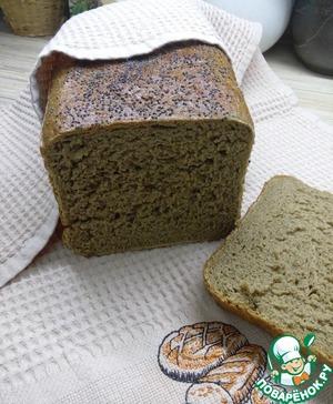 Рецепт Ржаной хлеб с кофе и перцем