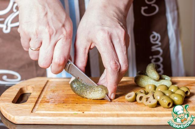 Готовим домашний рецепт приготовления с фото Лодочки из печеного картофеля #5