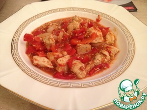 Рецепт приготовления с фотографиями Куриная грудка по-тайски на Новый Год