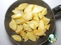 Диетический яблочно-творожный чизкейк ингредиенты