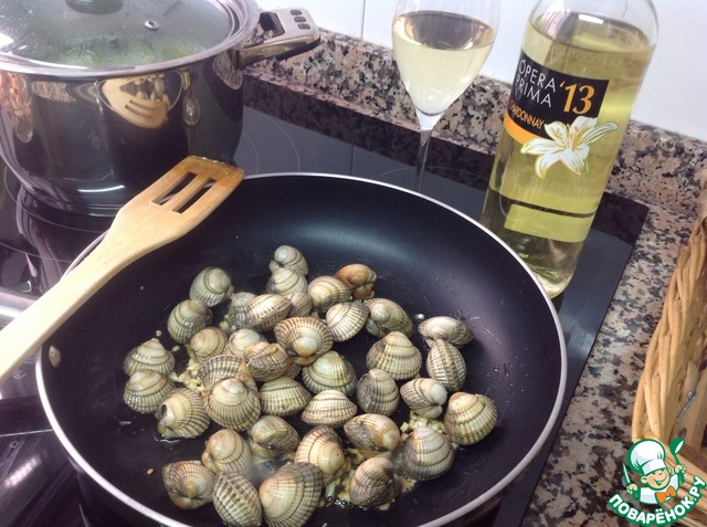 Как готовить ракушки