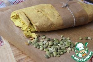 Рецепт Карри хлеб с семенами тыквы
