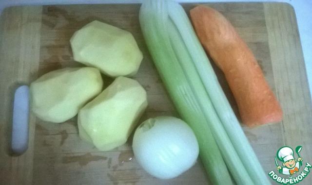 рецепт супов с сельдереем и фрикадельками