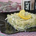 Самый простой капустный салат