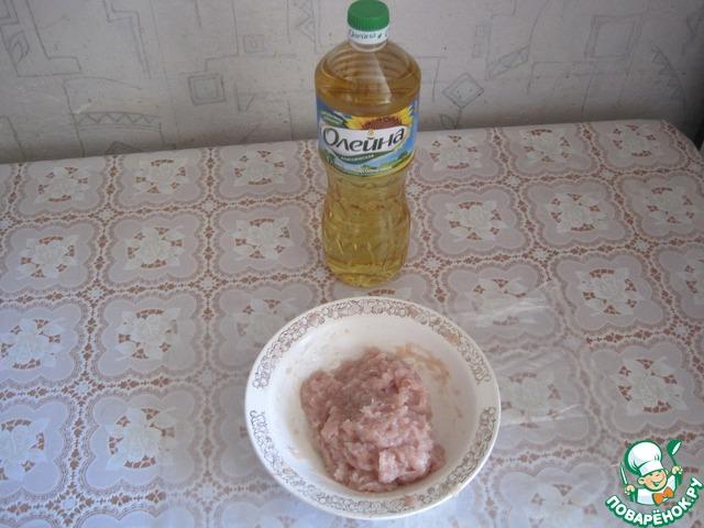 Рецепт приготовления с фото Рулет из куриного филе #2