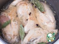 Рийет из курицы в желе из белого вина ингредиенты