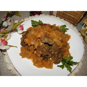 Картошка жаренная по домашнему рецепт