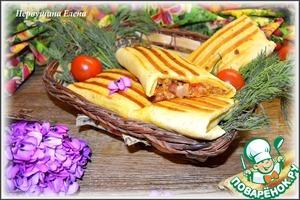 Как приготовить Буррито вкусный рецепт с фотографиями