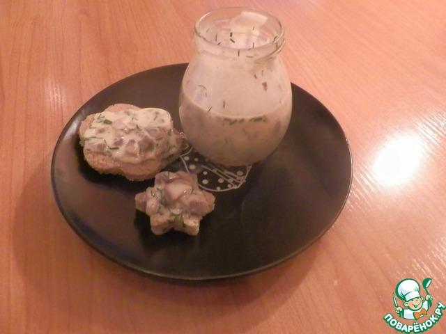 Топленое молоко в мультиварке или термосе рецепт 11