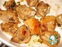 "Курица ""а-ля шашлык"" на сковороде ингредиенты"