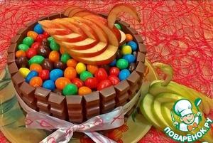 Готовим Мини-тортик из панкейков вкусный рецепт с фотографиями