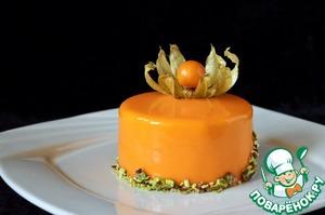Рецепт Облепиховый десерт