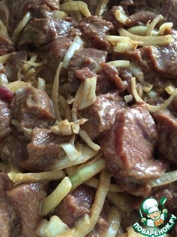 Изюбрятина в мультиварке рецепт приготовления с фотографиями пошагово как приготовить #2