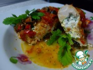 Куриное мясо по-итальянски