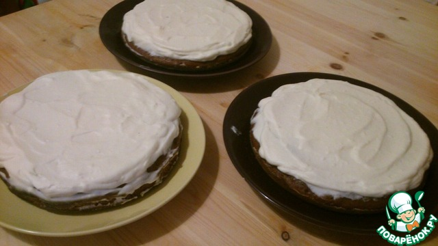 Торт на раз два три пошаговый рецепт с энди шеф