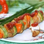 Шашлык из курицы по-турецки