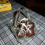 Домашние конфеты постные