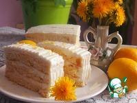 """Пирожное """"Лимонная нежность"""" ингредиенты"""
