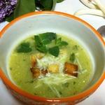 """Суп """"Молодо-зелено"""""""
