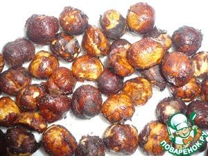 Рецепт Орешки в соусе васаби