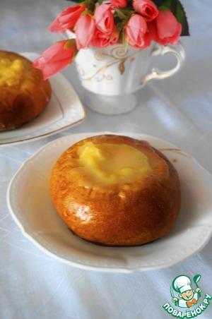 Рецепт Норвежские булочки-пышечки
