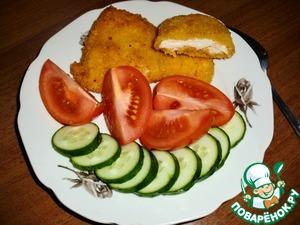 Рецепт Курица в кукурузной панировке