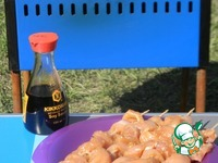 """Куриные шашлычки """"привет из Тайланда"""" ингредиенты"""