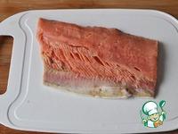Рулет из лосося на шампурах ингредиенты