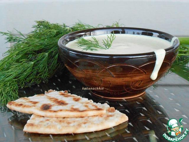 Соус для шавермы рецепт в домашних условиях