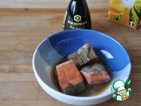 """Рыбное рагу в фольге """"А-ля матлот"""" ингредиенты"""