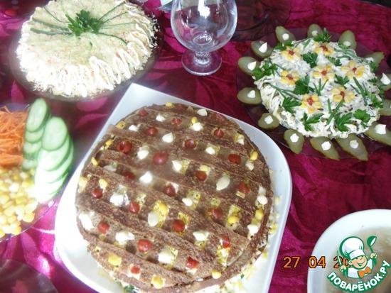 Фотоальбом салатов