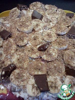 Рецепт Пряничный торт за полчаса