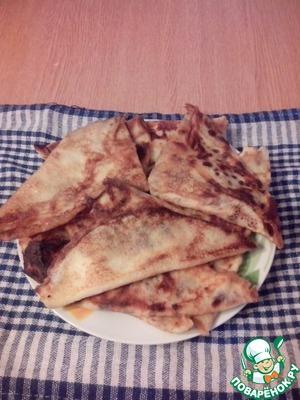 Рецепт Лавашики наоборот