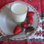 Диетический йогурт