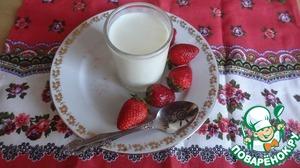 Рецепт Диетический йогурт