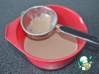 Шоколадный ликер ингредиенты