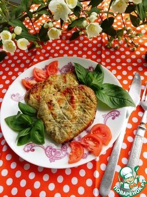Рецепт Шашлык по-царски из свинины