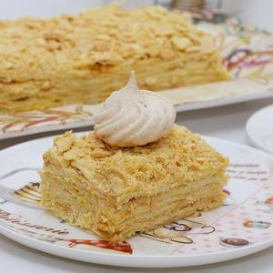 Сливочный торт quot;Наполеонquot;
