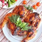 Цыпленок-гриль в рассоле