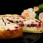Царская ватрушка с ягодами