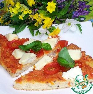Рецепт Пицца из цветной капусты