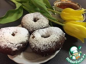 Рецепт Бабушкины пончики