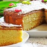 Бисквит для тортов от Валентино Бонтемпи