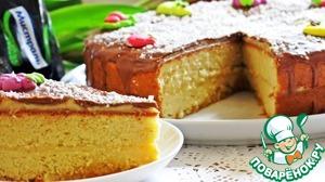 Рецепт Бисквит для тортов от Валентино Бонтемпи