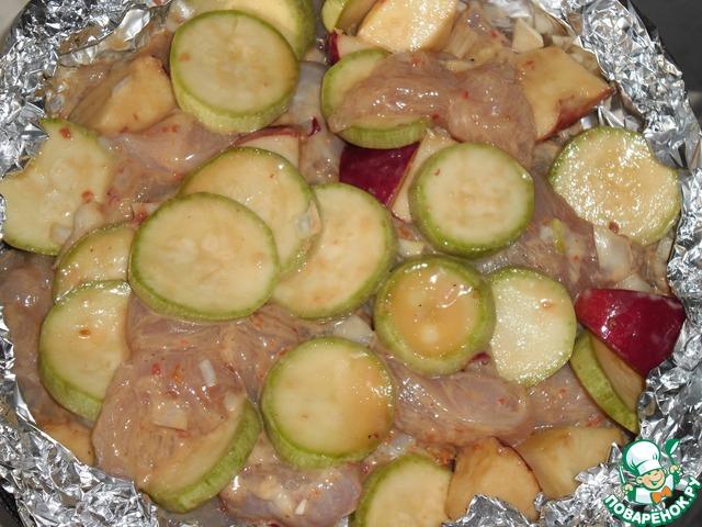 запеканка куриная с картофелем в духовке рецепт