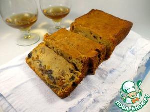 """Рецепт """"Вечный"""" кекс с орехами и сухофруктами"""