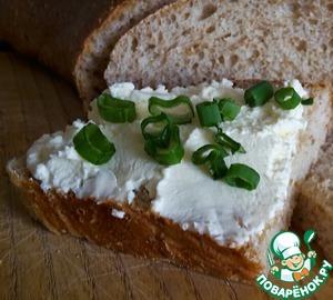 Рецепт Хлеб пшеничный цельнозерновой на сыворотке