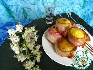 Рецепт Картофельный шашлык с сюрпризом